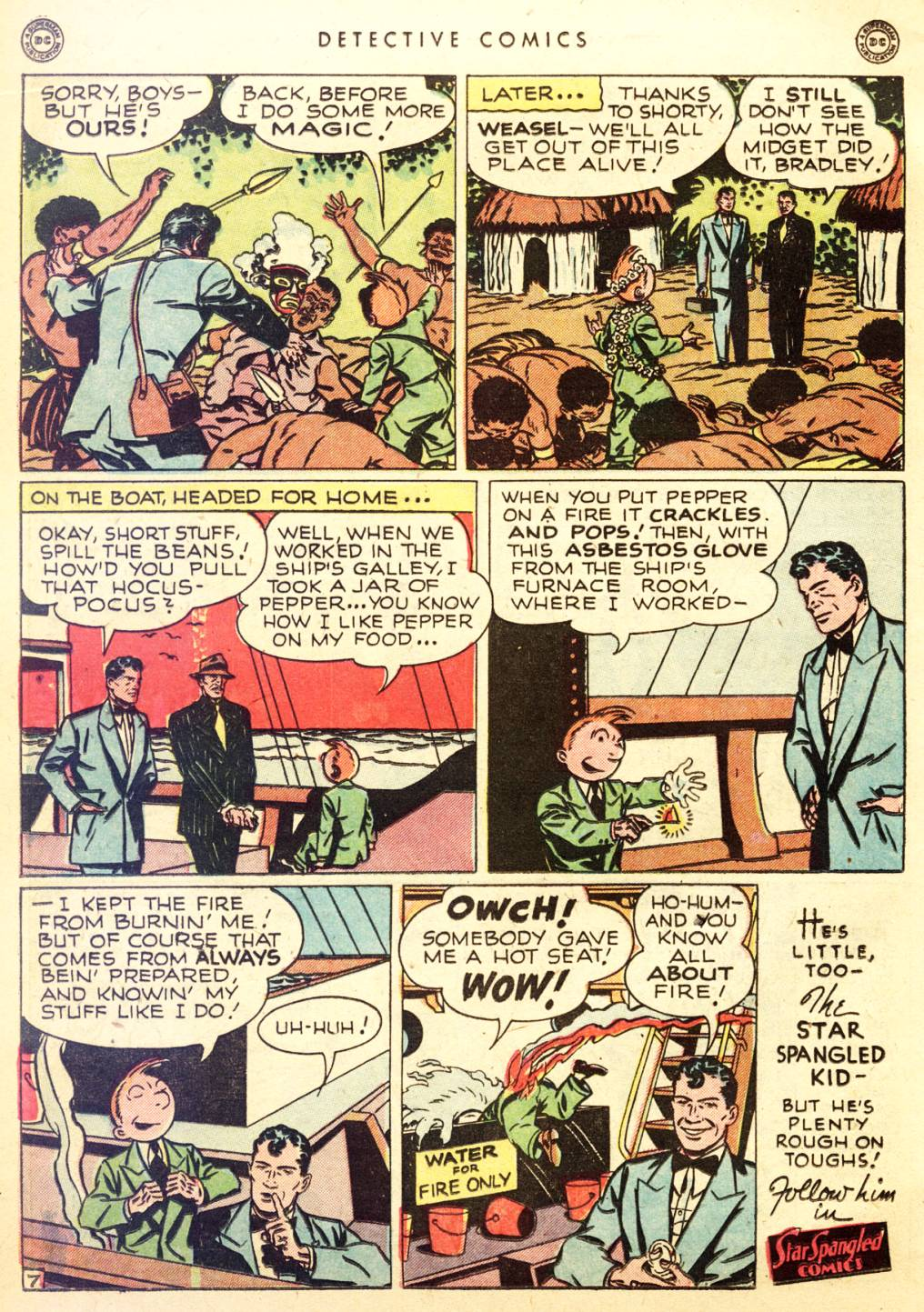 Read online Detective Comics (1937) comic -  Issue #128 - 30