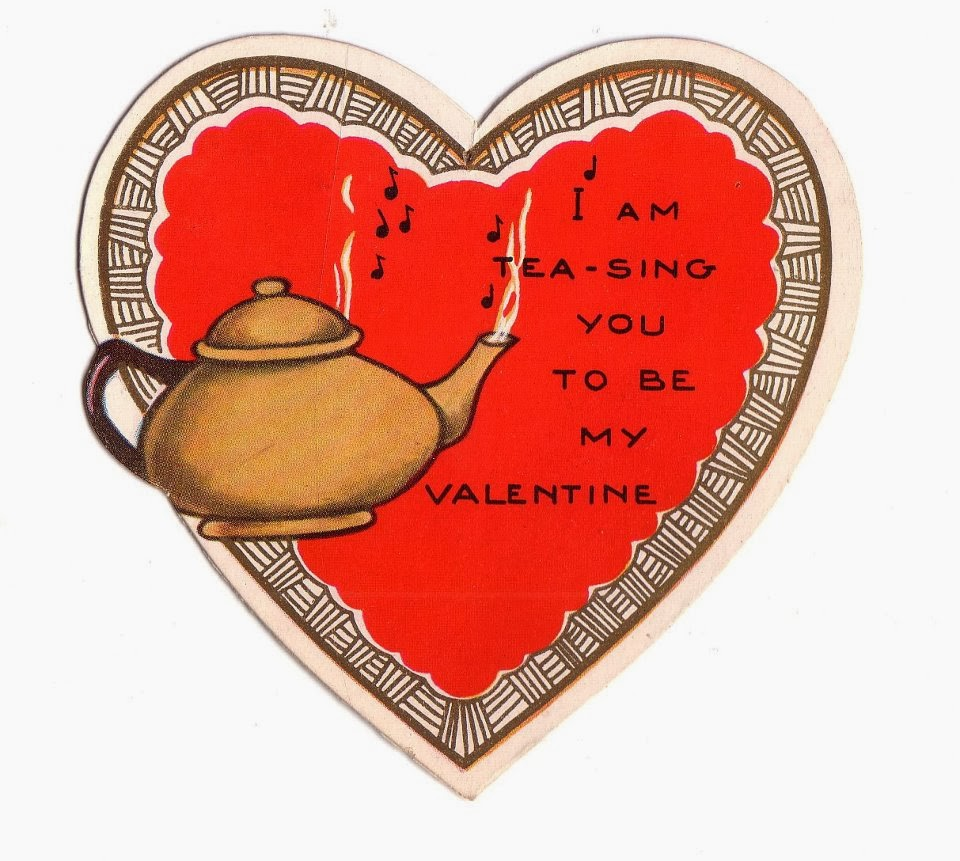 Antiques And Teacups: Tuesday Cuppa Tea, Happy Valentineu0027s Day, American  Beauty Teacup, Holiday Adventures