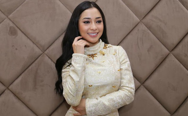 Nikita Willy Bintangi Film Horor 'Gasing Tengkorak'
