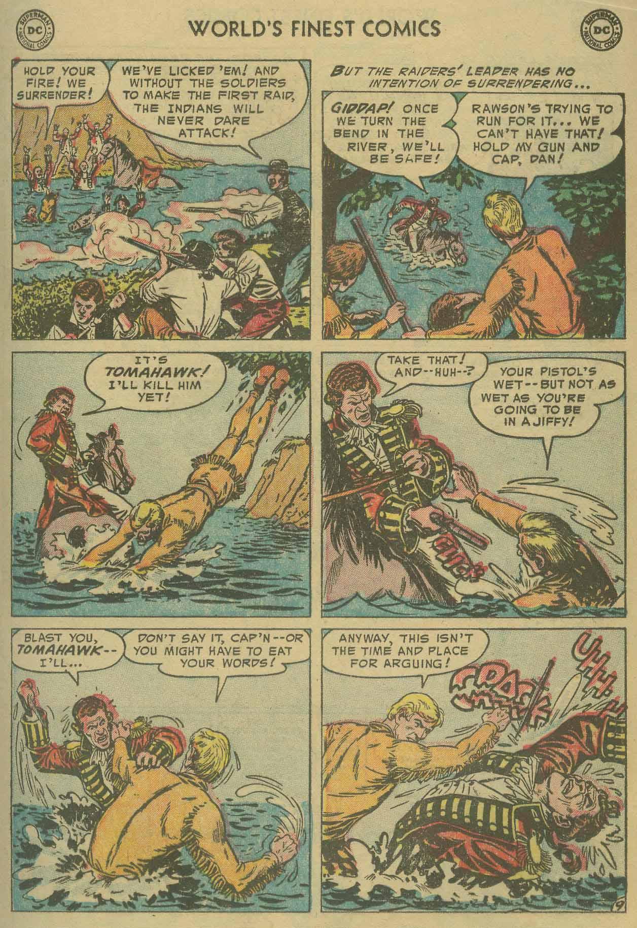 Read online World's Finest Comics comic -  Issue #69 - 25