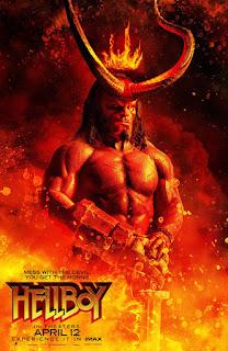 Lihat 2 Poster Keren Terbaru Dari Film Hellboy Ini