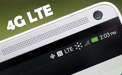 Cara Lock Jaringan 4G LTE di Smartphone Android