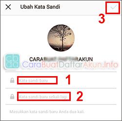 cara membuka instagram yang lupa password dan email (fb no)