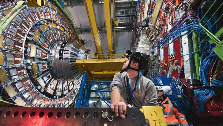 粒子加速器看似與實際生活無關,但其實鑲嵌在我們物理知識之網當中