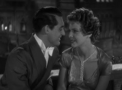 Cary Grant and Elissa Landi in Enter, Madame!