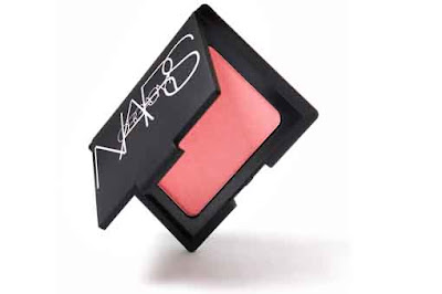 NARS Orgasm blush.