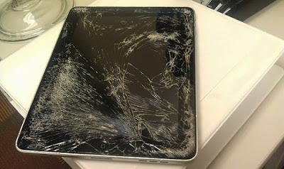 Nên thay màn hình sony z3 khi bị nứt vỡ, hỏng hóc
