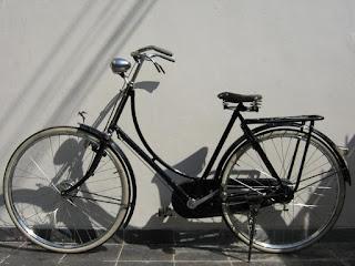 gambar sepeda ontel 2