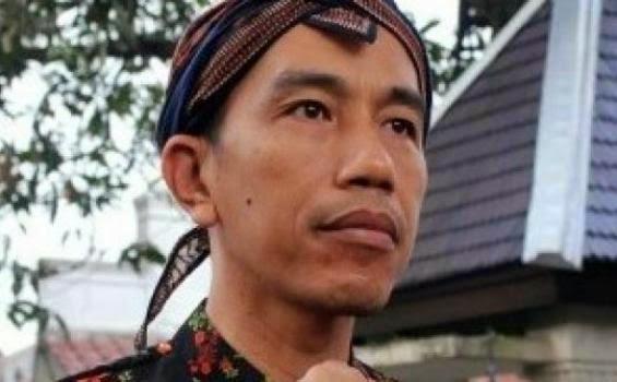 Jokowi Menang Versi Ramalan Supranatural Mbah Pilu