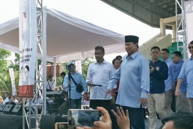 Timses: 12 Tahun Prabowo Bagikan Kambing dan Sapi untuk Cegah Stunting