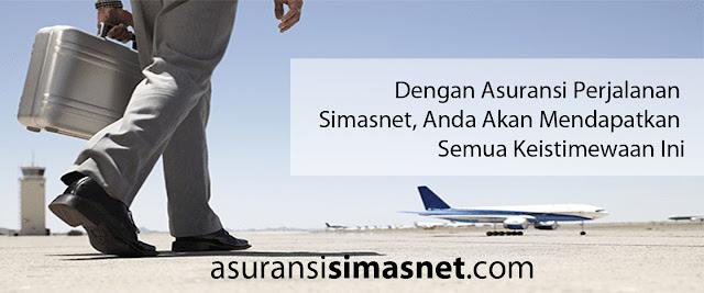 Perlindungan Menggunakan Asuransi Perjalanan di Simasnet