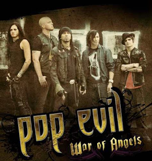 pop evil war of angels
