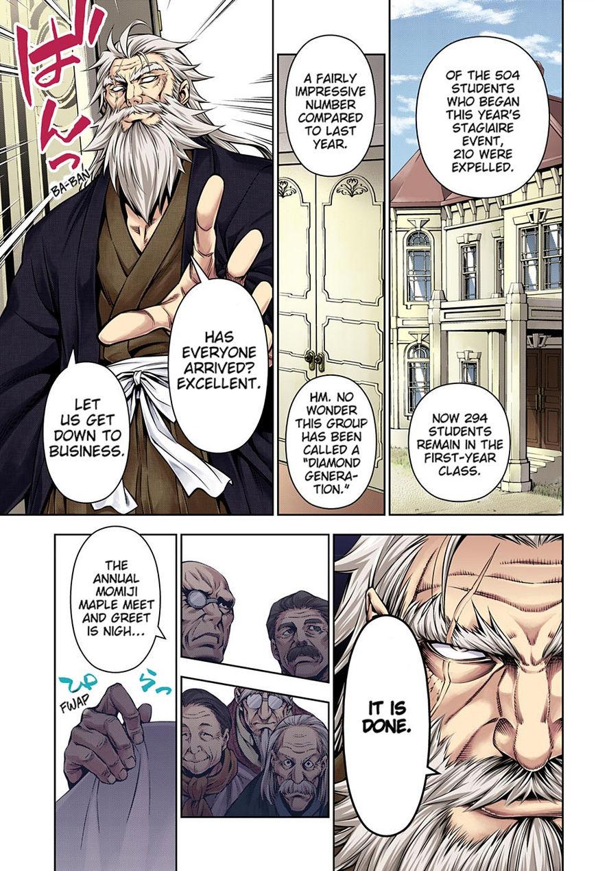 Shokugeki no Soma - Chapter 135