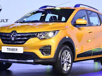 Renault Triber, Harga Setara LCGC Namun Fitur Layaknya MPV