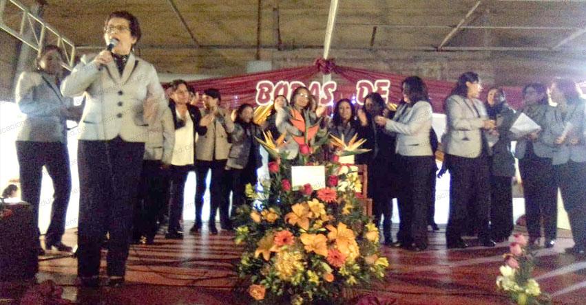 IEI. 06 «República de Holanda» celebró sus «Bodas de Rubí». 40 años al servicio de la Educación Inicial en Lima