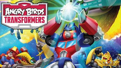 Angry Birds Transformers Mod Apk v1.21.4 Free Shopping Terbaru