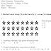 Soal Ulangan Ujian UAS UKK Matematika kelas 1 SD Semester 1