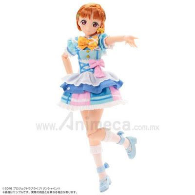 Doll Chika Takami Pure Neemo Character Series No.100-PB Edición Limitada Love Live! Sunshine!!