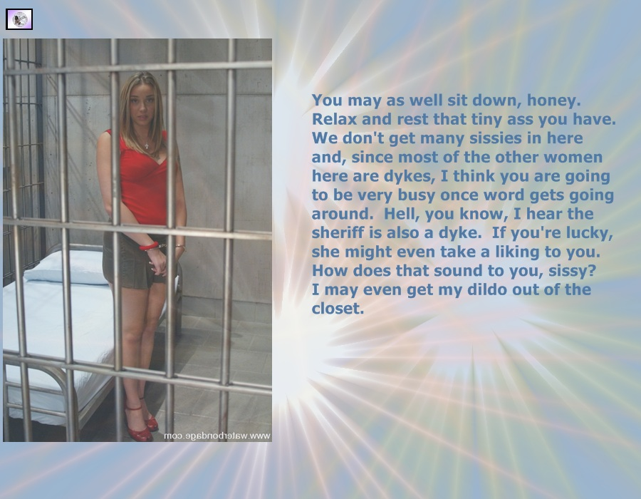 2 jailed bitches decide to explore each other for some fun 3