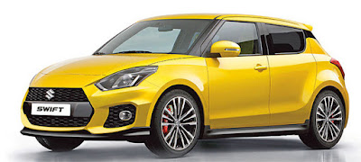 2017 Maruti Suzuki Swift Hatchback car