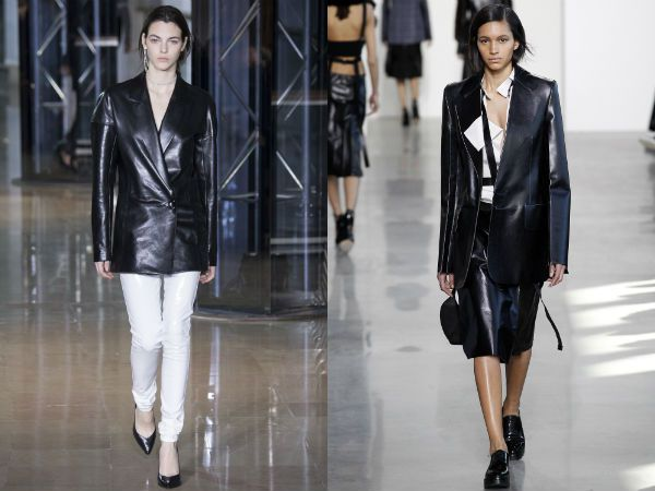 Модные куртки 2017