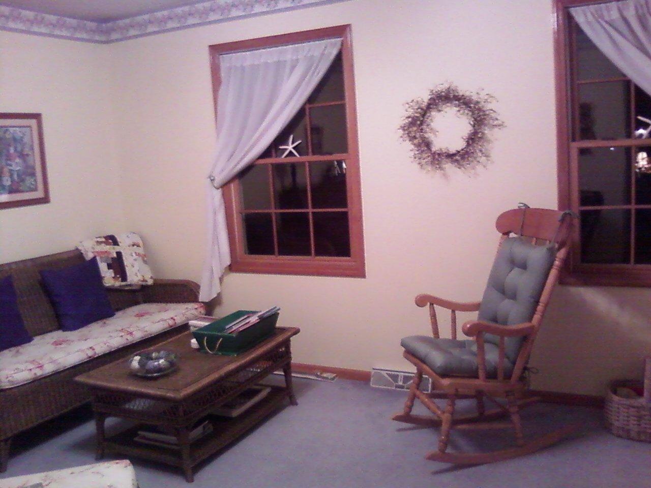 Pewter Living Room Furniture