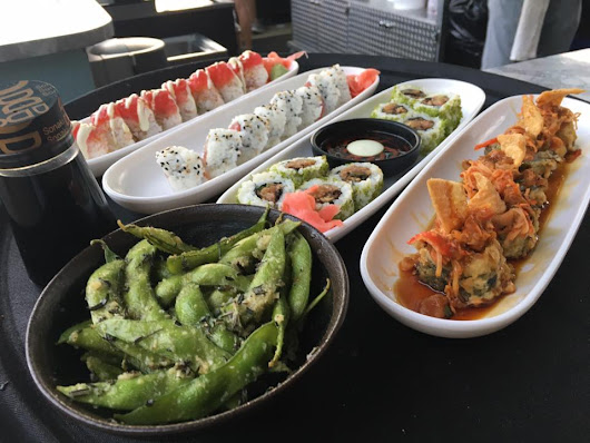 5 Reasons You Should Try the Sushi at Backwater Jack's