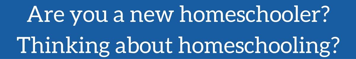 Book for new homeschoolers