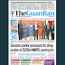 NAIJA NEWSPAPERS: TODAY'S THE GUARDIAN NEWSPAPER HEADLINES [18 OCTOBER, 2017].