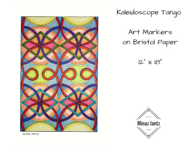 Kaleidoscope Tango by Minaz Jantz