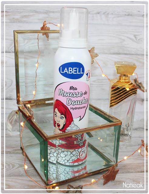 Mousse lavante et hydratante