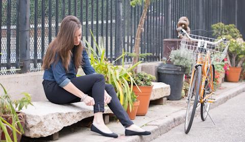 How To Wear Women Skinny Jeans!