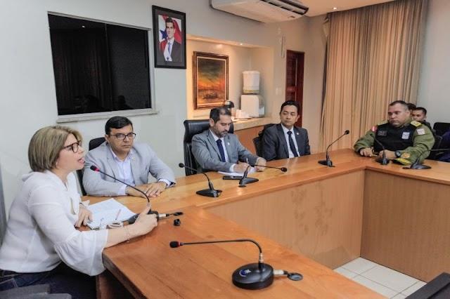 Governo anuncia integração nacional e internacional para combater o desmatamento ilegal