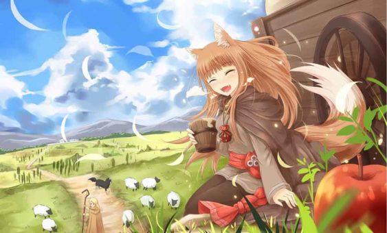 Ookami to Koushinryou BD Episode 01-13 BATCH Subtitle Indonesia