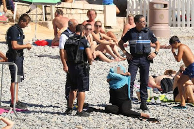 French Court Suspends 'Burkini' Ban on Muslim women swimwear