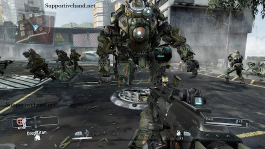 Titanfall PC Game Highly Compressed RAR setup Without Password Download ~ Supportivehand | Highly compressed Simple PC software Games Collection, Windows Tips/Tricks