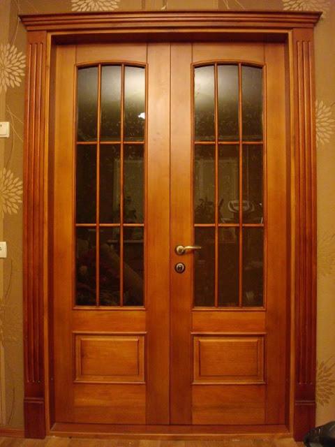 mẫu cửa gỗ mới nhất