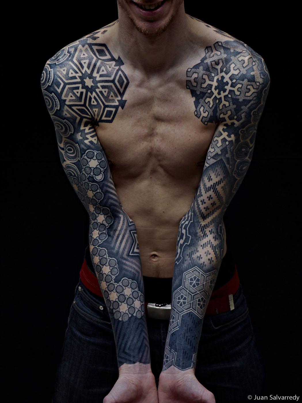 Guy Arm Tattoos