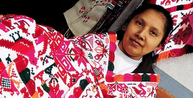 Textiles Indígenas mexicanos