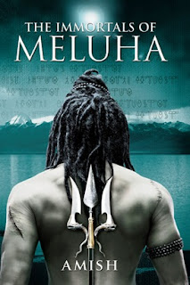 The Immortals of Meluha by Amish Tripathi | Cover Love