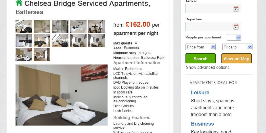 Craigslist London Uk Apartments
