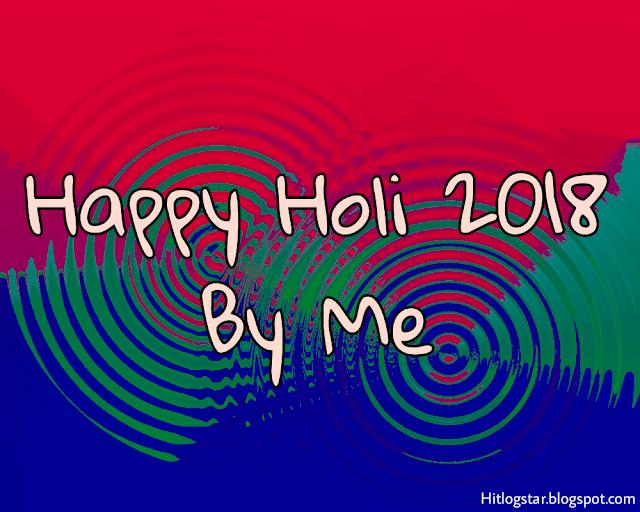 Holi Images 2018