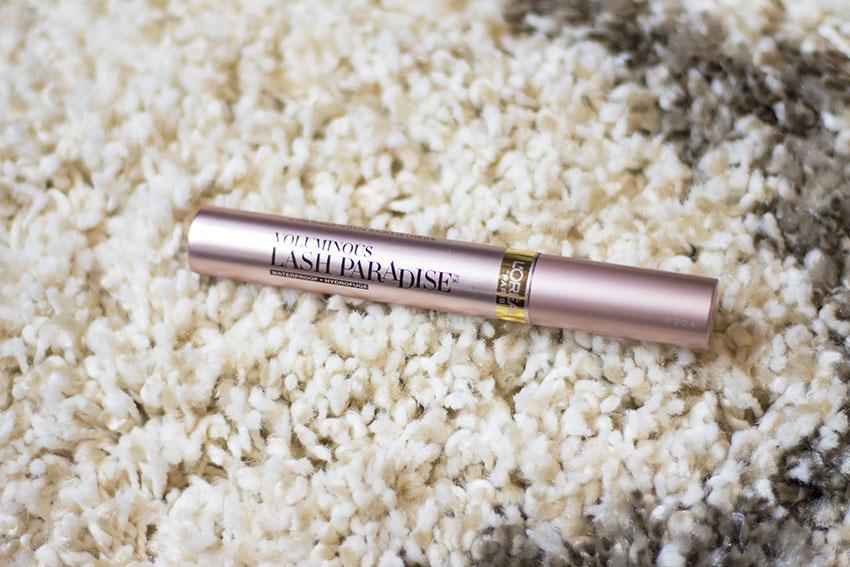 L'Oreal lash paradise mascara review