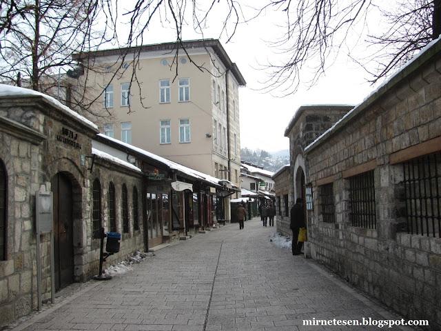 Сараево - Старый базар