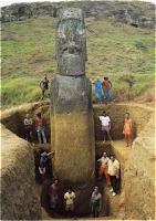 Statue na Uskršnjem ostrvu