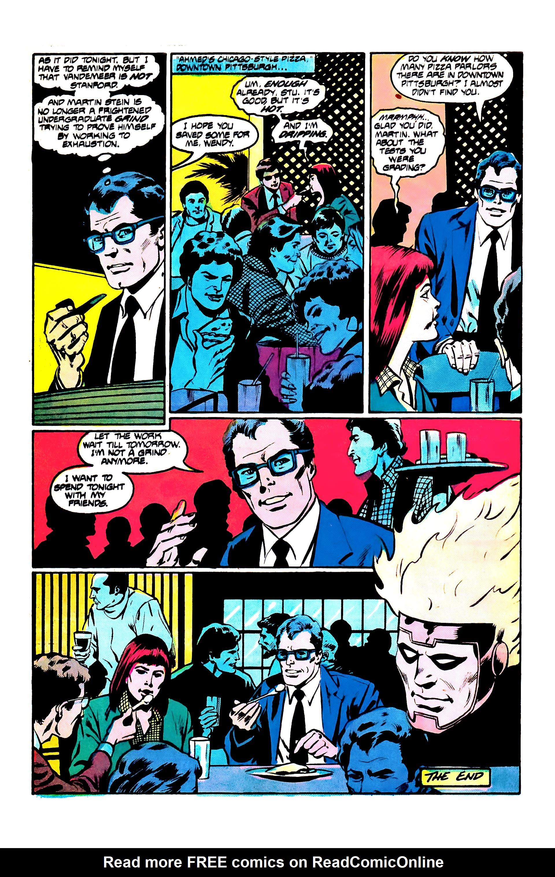 Read online Secret Origins (1986) comic -  Issue #4 - 32