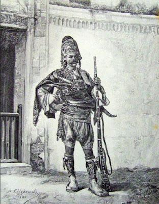 Bashi Bazouk perang modern perang salib