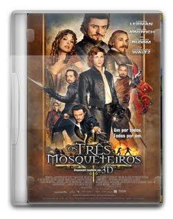 Download Filme Os Três Mosqueteiros Dublado (2011)