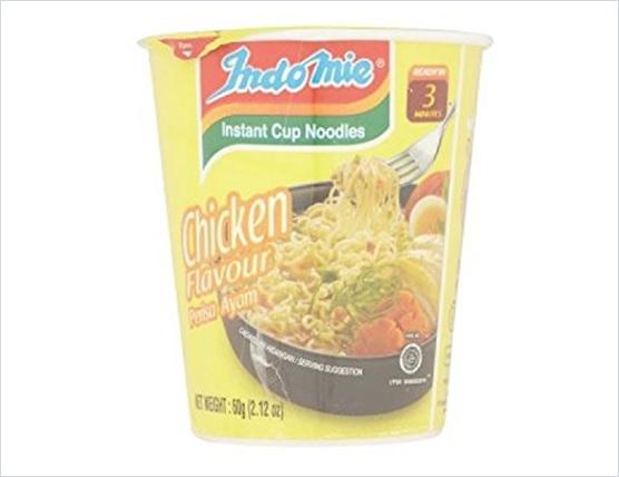 Indomie Chicken Flavour Instant Cup Noodles