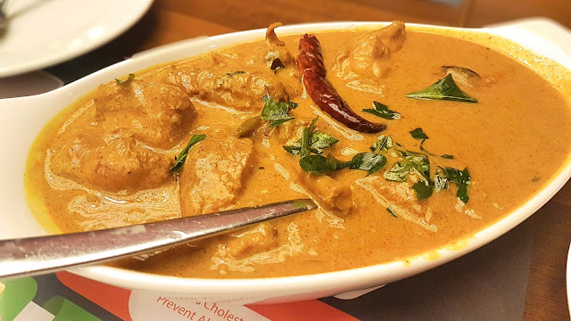Achayan Chicken Curry, Calicut Live, Salmiya, Kuwait